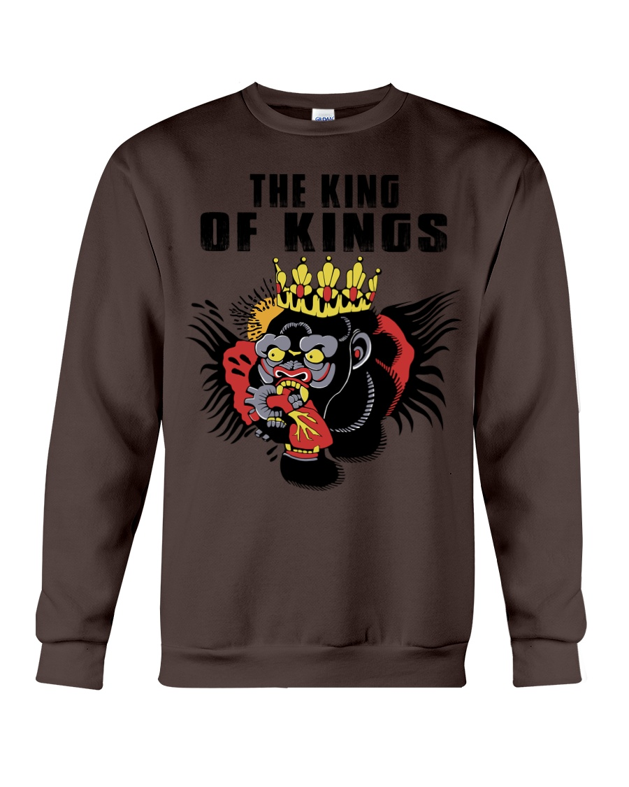 Conor McGregor - The King Of Kings Crewneck Sweatshirt