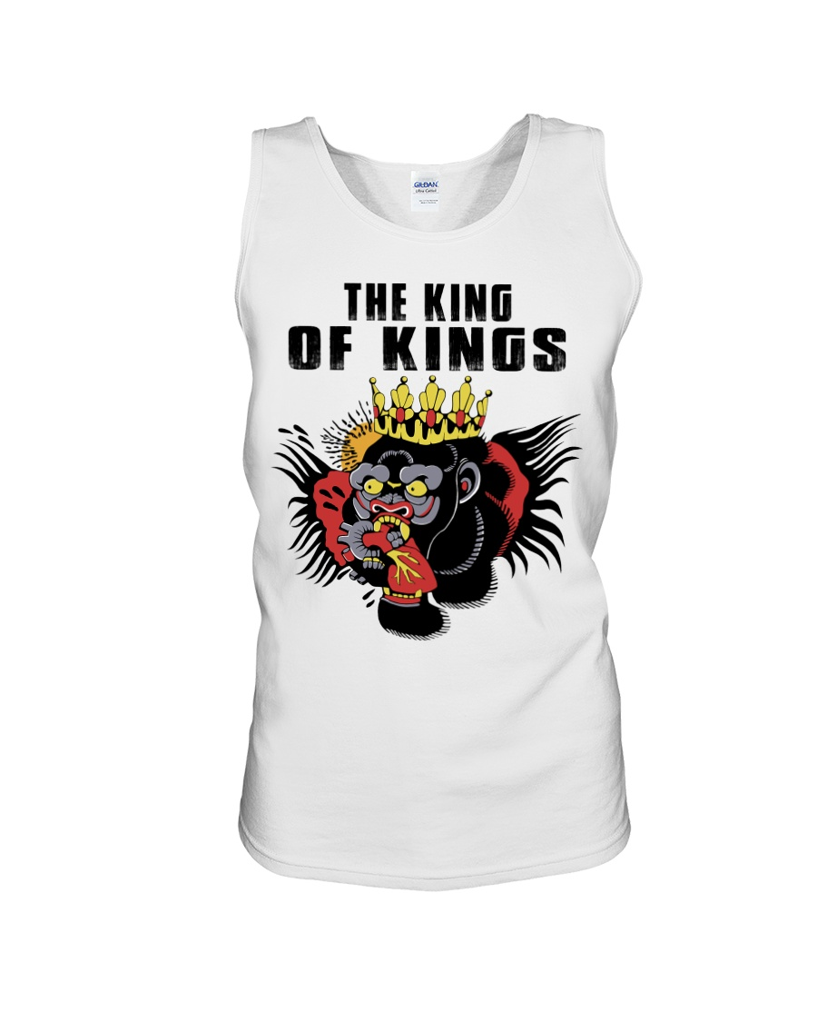 Conor McGregor - The King Of Kings Unisex Tank