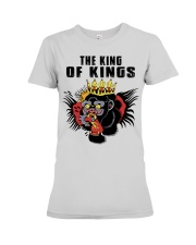 Conor McGregor - The King Of Kings Premium Fit Ladies Tee front