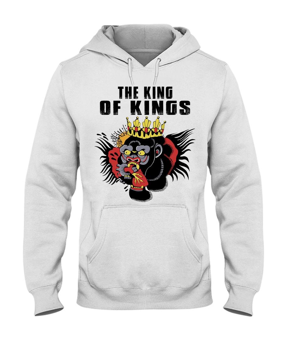Conor McGregor - The King Of Kings Hooded Sweatshirt