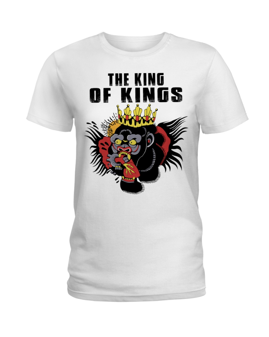 Conor McGregor - The King Of Kings Ladies T-Shirt