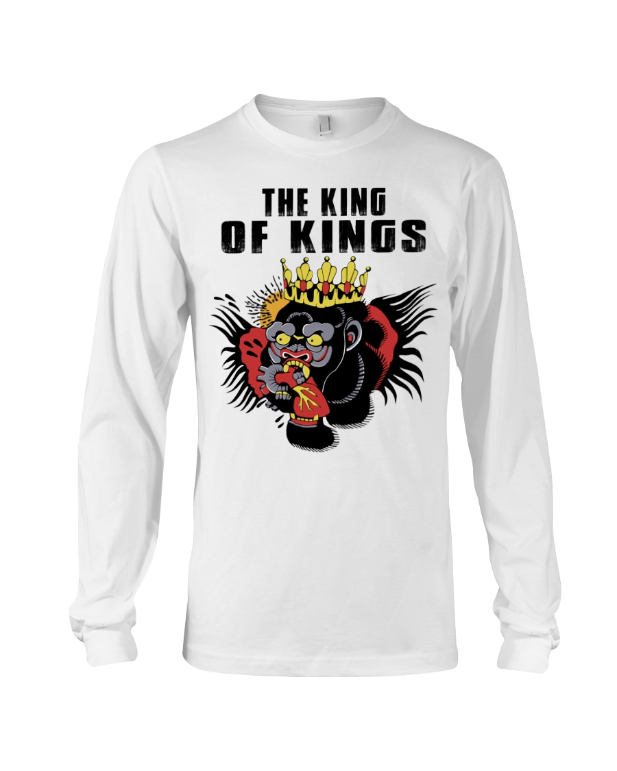Conor McGregor - The King Of Kings Long Sleeve Tee