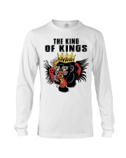 Conor McGregor - The King Of Kings Long Sleeve Tee front