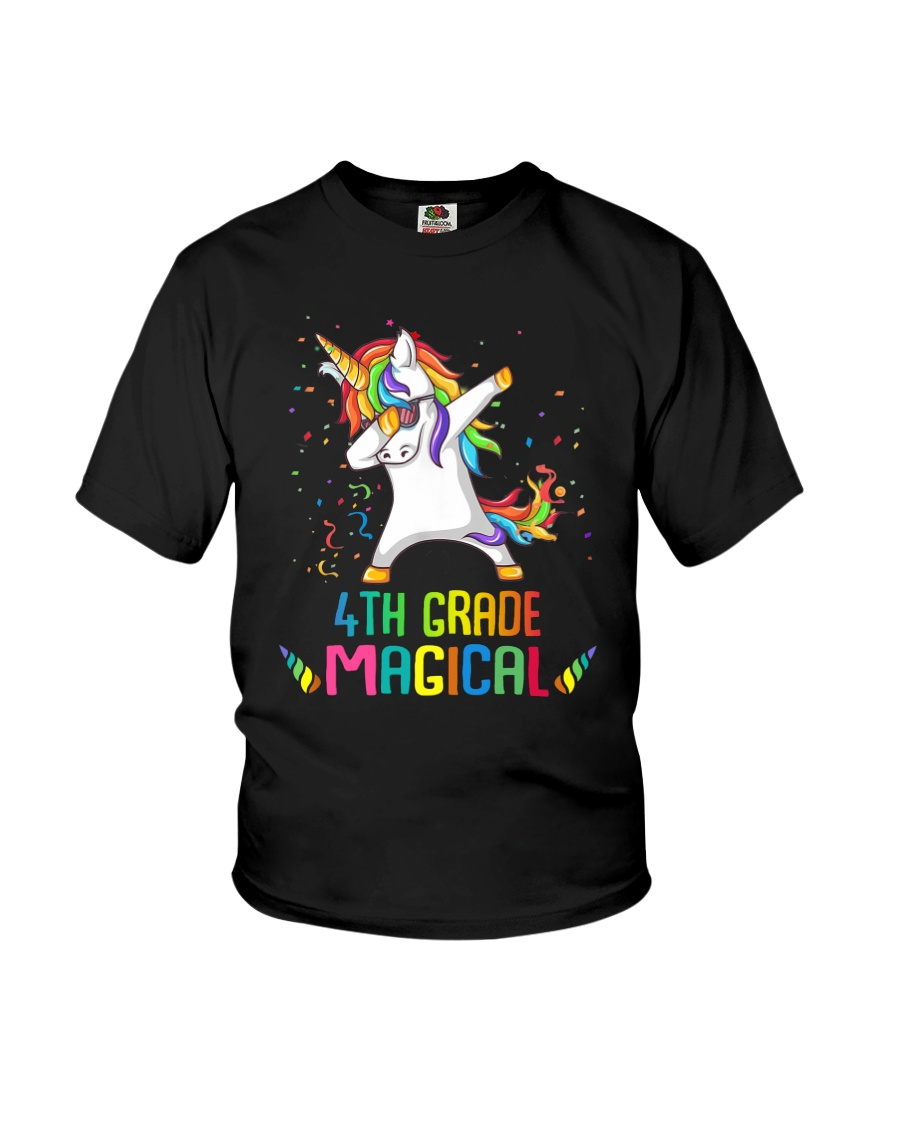 4th Grade Magical Youth T-Shirt