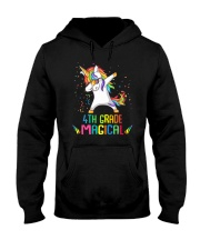 4th Grade Magical Hooded Sweatshirt thumbnail
