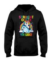Unicorn Soutta 9th Grade  Hooded Sweatshirt thumbnail