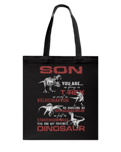 Son You Are As Strong As T-Rex