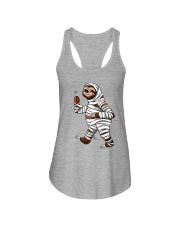 Halloween Sloth Ladies Flowy Tank thumbnail