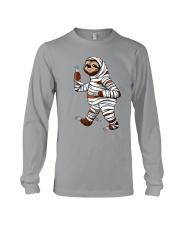 Halloween Sloth Long Sleeve Tee thumbnail