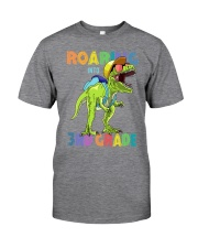 Roaring Into 3rd Grade Classic T-Shirt thumbnail