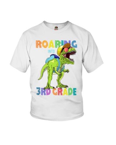 Roaring Into 3rd Grade