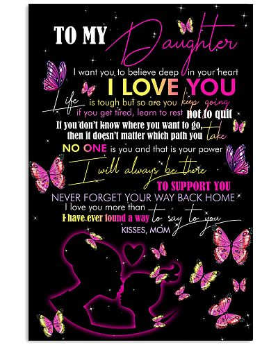 To My Daughter I Want You To Believe Deep