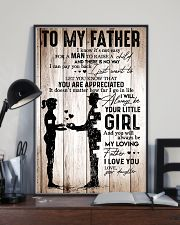 To My Father Girl 11x17 Poster lifestyle-poster-2