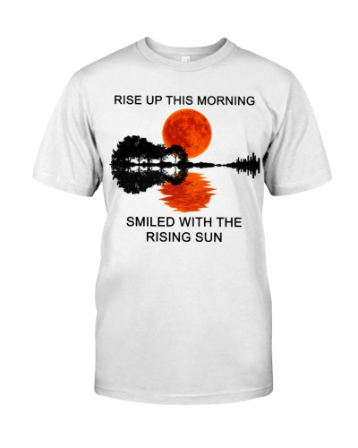 Rise Up This Morning Smiled With The Rising