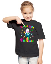 Flying Into 4th Grade Youth T-Shirt lifestyle-youth-tshirt-front-2