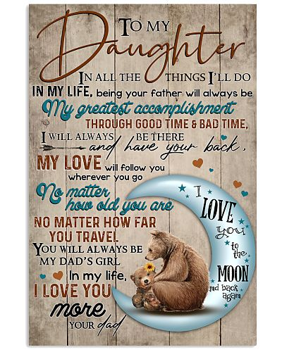 To My Daughter In My Life Being Your Father
