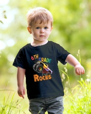 Rocks Truck 6th Grade  Youth T-Shirt lifestyle-youth-tshirt-front-5