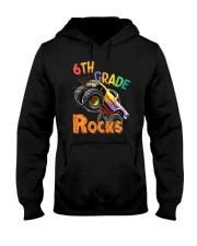 Rocks Truck 6th Grade  Hooded Sweatshirt thumbnail