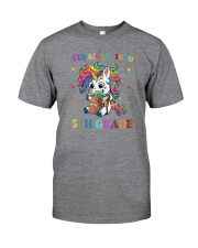 Straight Into 5th Grade Classic T-Shirt thumbnail