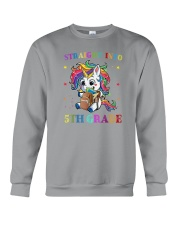 Straight Into 5th Grade Crewneck Sweatshirt thumbnail