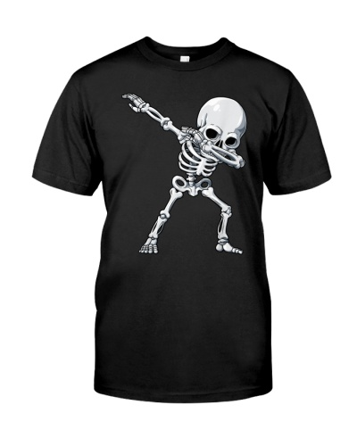 Halloween Collection Skeleton Dabbing HBH  07