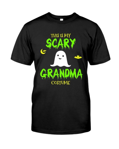 Halloween Grandma Costume 3