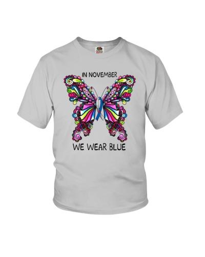 Diabetes Butterfly In November HBH  06
