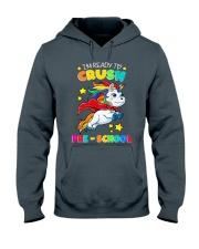 Unicorn Crush Preschool Hooded Sweatshirt thumbnail