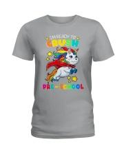 Unicorn Crush Preschool Ladies T-Shirt thumbnail