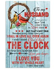 Poster To My Husband The Clock 11x17 Poster front