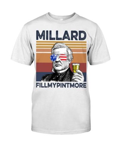 Millard Fillmypintmore