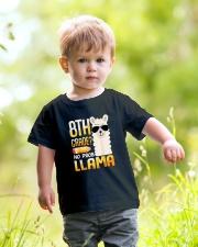 8th Grade No Prob-Llama Youth T-Shirt lifestyle-youth-tshirt-front-5