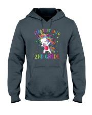 Straight Into 2nd Grade Hooded Sweatshirt thumbnail