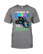 Ready To Crush 3rd Grade Classic T-Shirt thumbnail