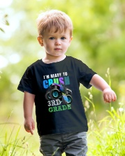 Ready To Crush 3rd Grade Youth T-Shirt lifestyle-youth-tshirt-front-5