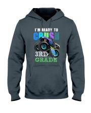 Ready To Crush 3rd Grade Hooded Sweatshirt thumbnail