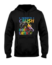 Kindergarten Crush Truck Hooded Sweatshirt tile