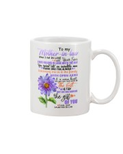 To My Mother-In-Law When I Fell In Love  Mug front