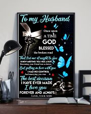 To My Husband 11x17 Poster lifestyle-poster-2