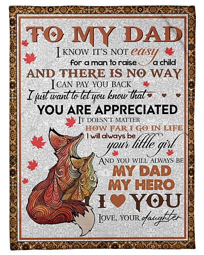 To My Dad Fox
