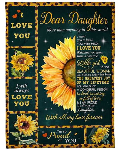 To My Daughter More Than Anything