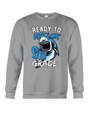 Attack 9th Grade  Crewneck Sweatshirt thumbnail