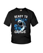 Attack 9th Grade  Youth T-Shirt front