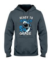 Attack 9th Grade  Hooded Sweatshirt thumbnail
