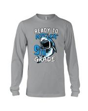 Attack 9th Grade  Long Sleeve Tee thumbnail