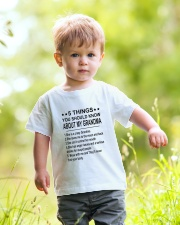 5 Things You Should Know About My Grandma Youth T-Shirt lifestyle-youth-tshirt-front-5