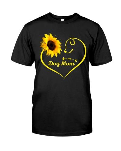 Dog Mom Sunflower 10
