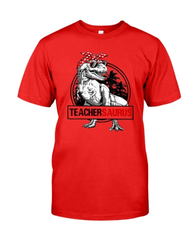Don't Mess With Teachersaurus