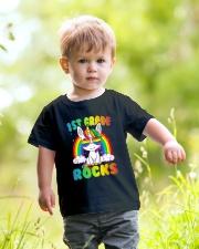 1st Grade Unicorn 3 Rock 3  Youth T-Shirt lifestyle-youth-tshirt-front-5