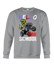 Hello Preschool Crewneck Sweatshirt thumbnail